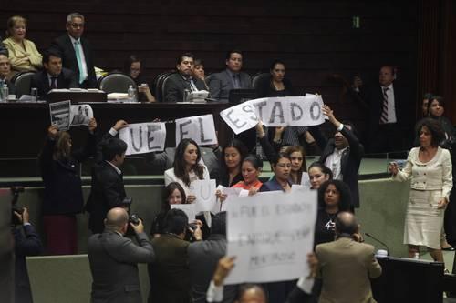 senado fiscalias ayotzinapa