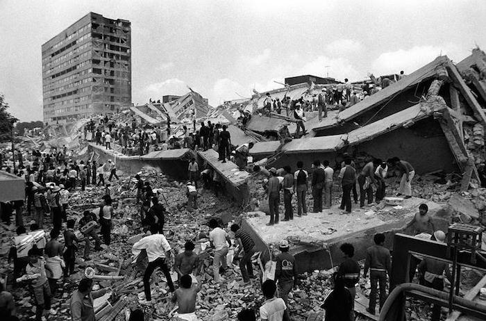 Resultado de imagen para 19 de septiembre 1985