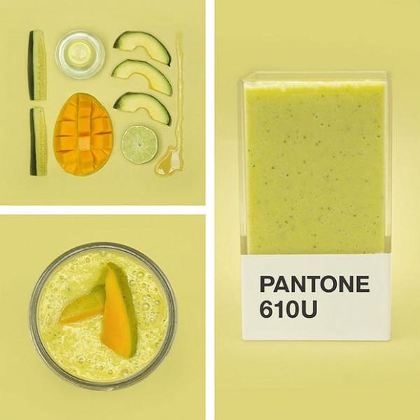 smoothie pantone3