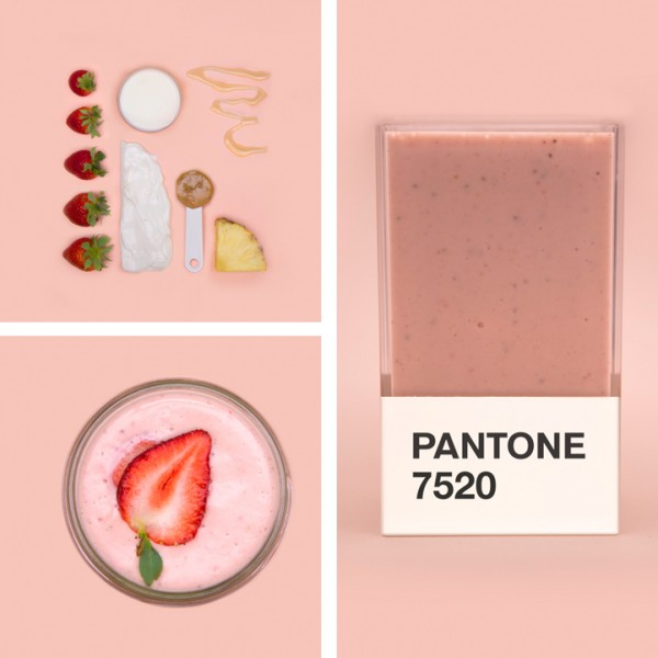 smoothie pantone8