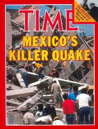 time terremoto 1985