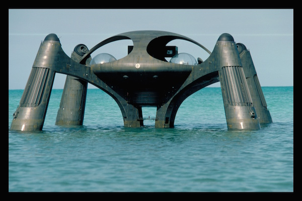 Atlantis Base Spy Who Loved Me