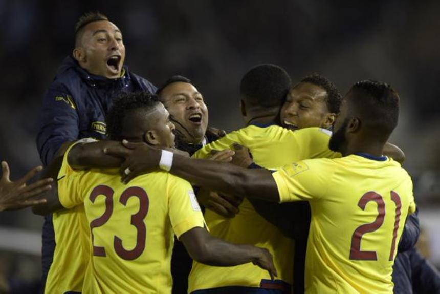 Ecuador-Argentina-Eliminatorias