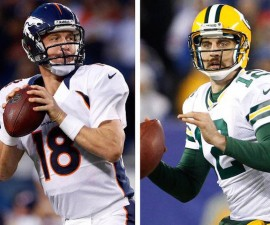 aaron-rodgers-and-peyton-manning-Broncos-Packers