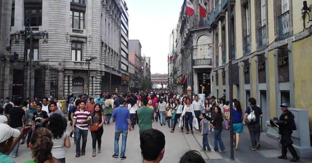 No que no empresarios y comerciantes denuncian extorsi n for Sanborns centro historico df
