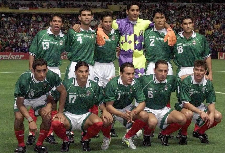 confederaciones 1999