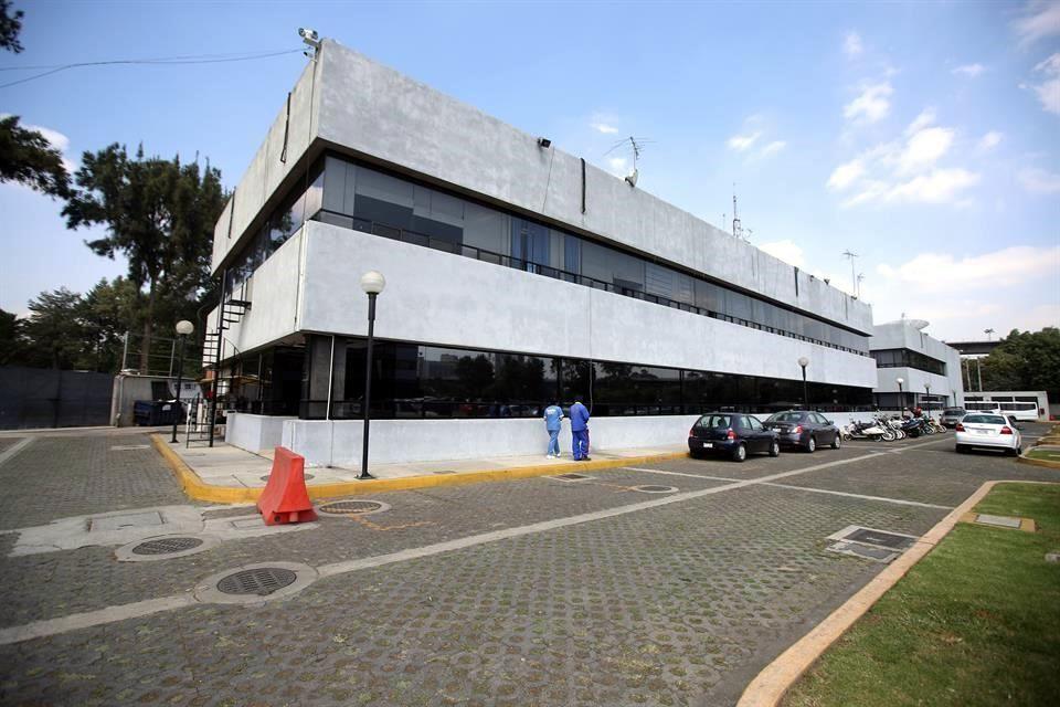 edificio INE