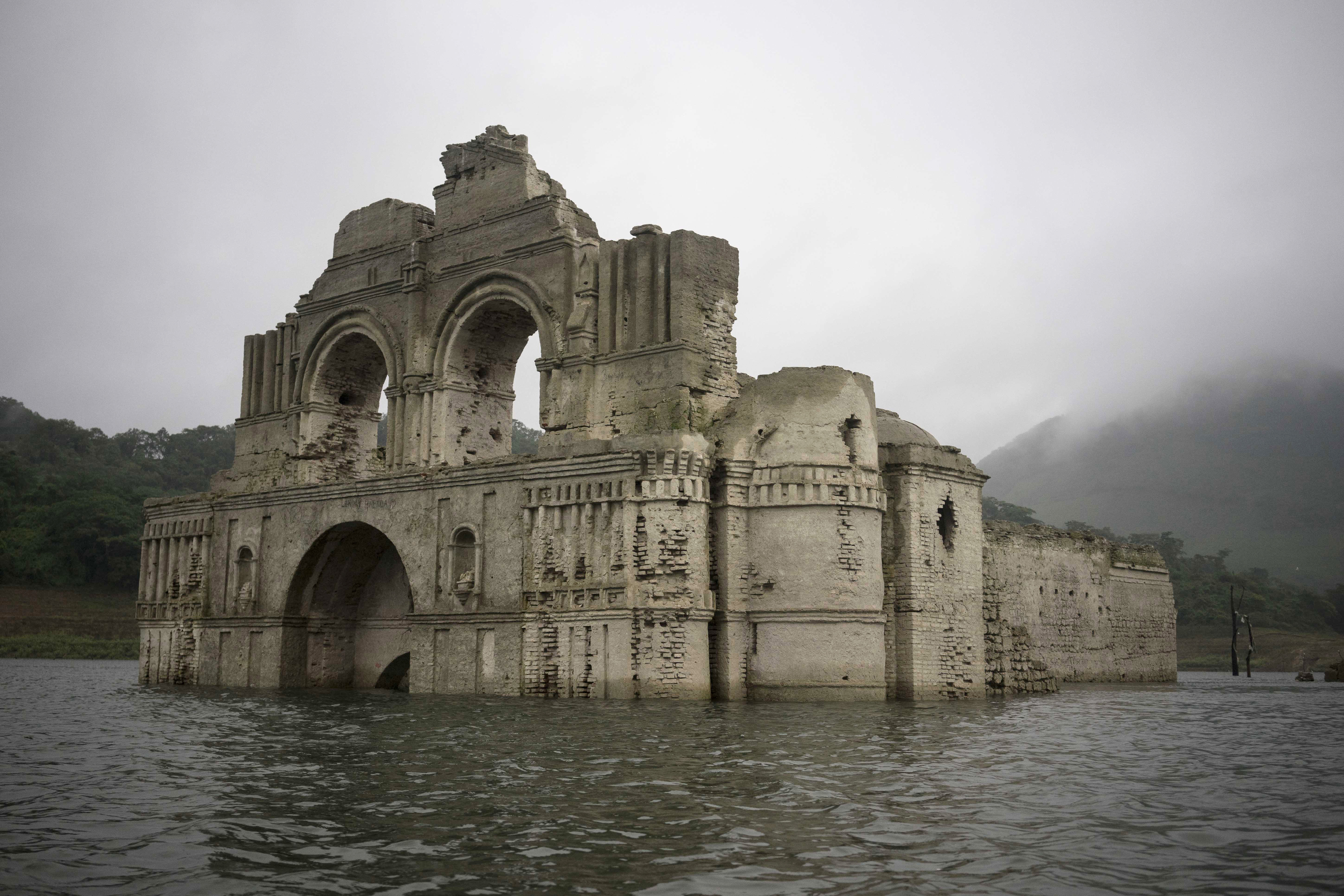 Mexico Colonial Church