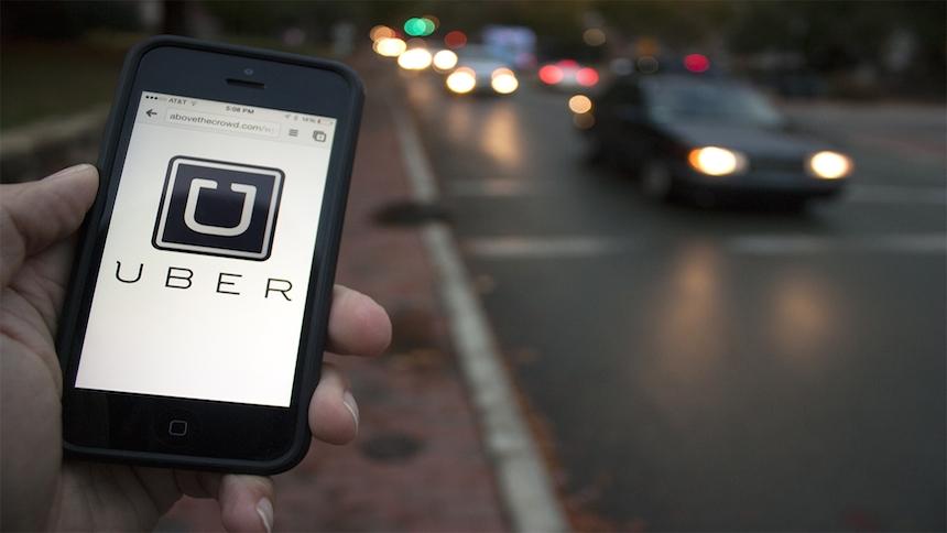 Resultado de imagen de chofer uber