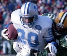 lions vs packers 1991