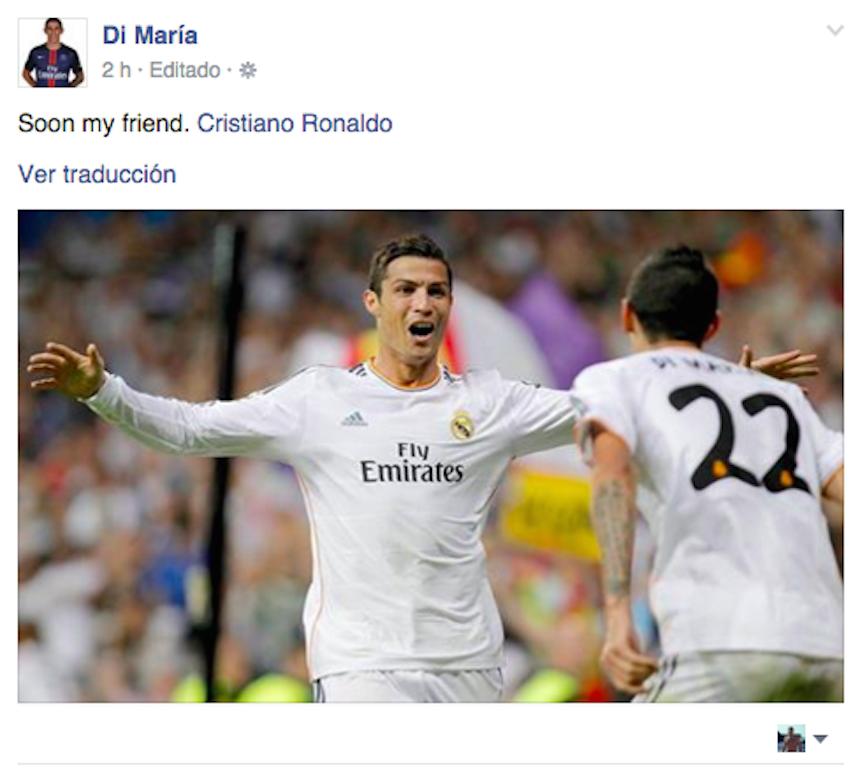 Los Jugadores Que Podrían Salir Del Psg: Di María Y El Futuro De Cristiano Ronaldo, ¿qué Pasó En