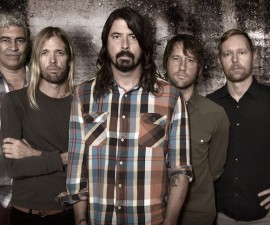 Mandatory Credit: Photo by Hayley Madden/REX Shutterstock (4673764a) Foo Fighters Foo Fighters - 12 Sep 2014