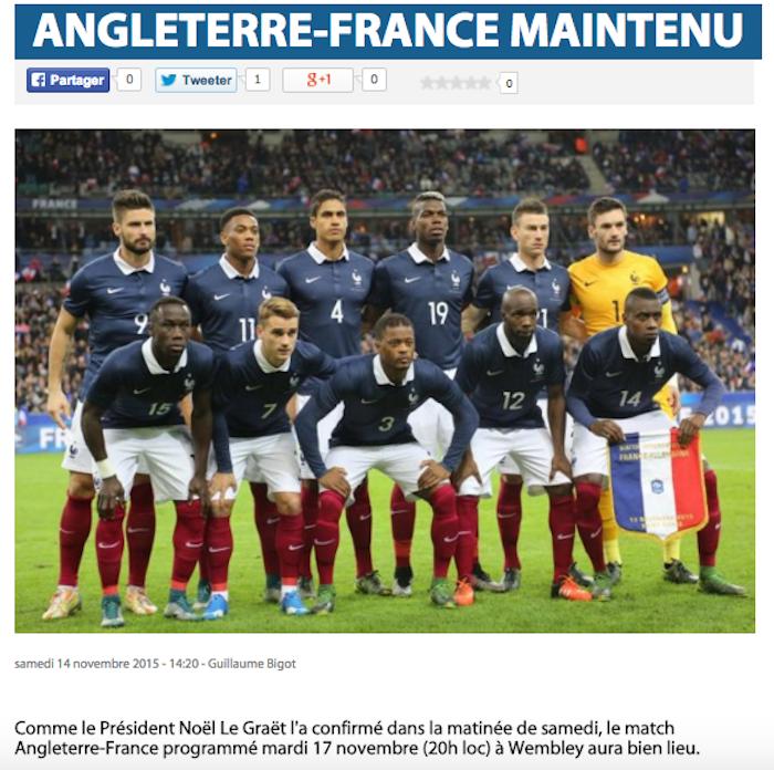 francia inglaterra ataques paris