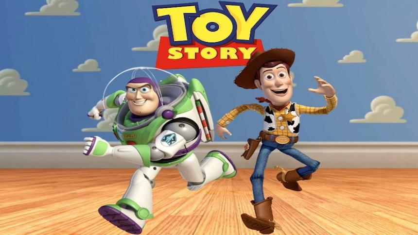 Celebramos 20 a os de toy story - Le cochon de toy story ...