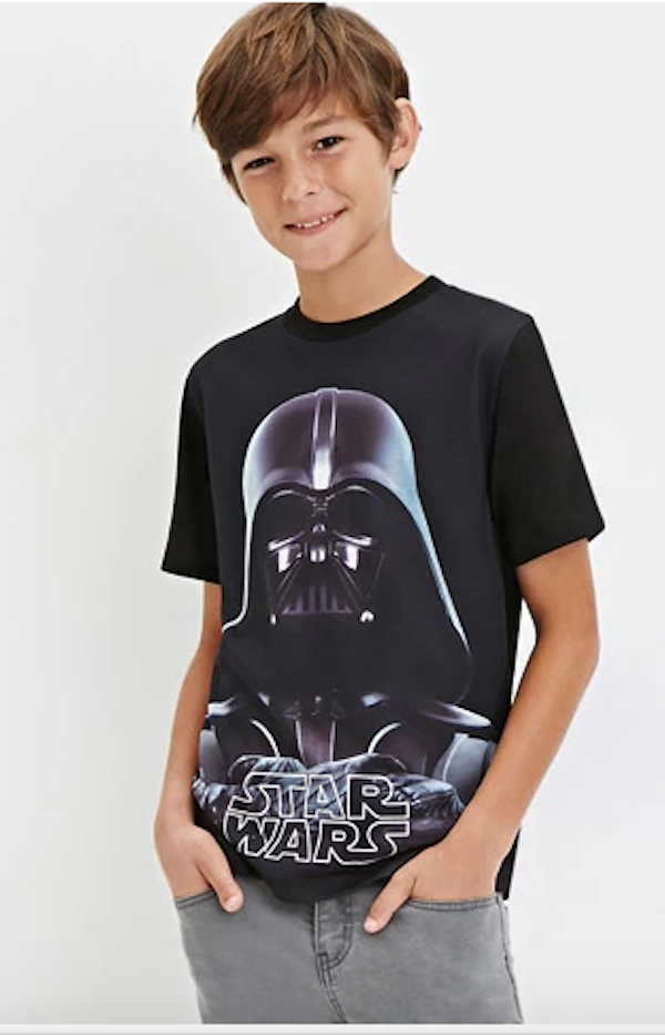 forever 21 star wars collection