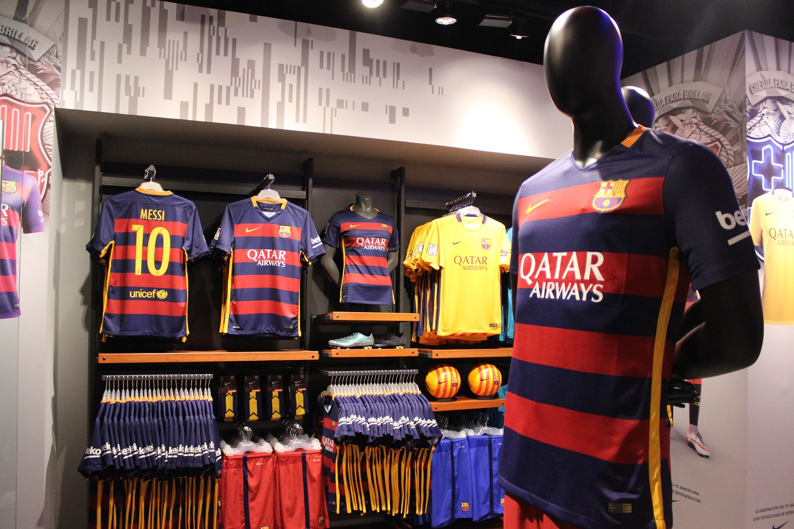 Tienda Barcelona 2