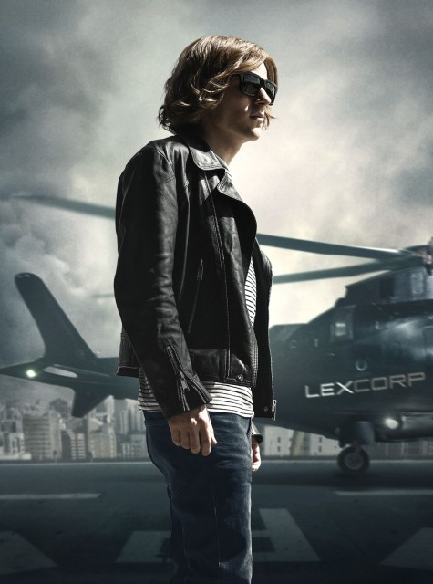 lex luthor poster