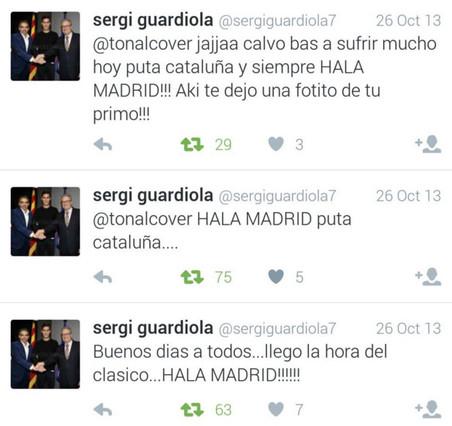 sergi guardiola twitter