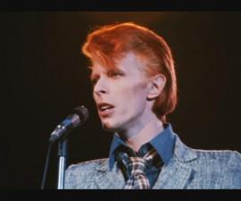 Picture Shows: David Bowie