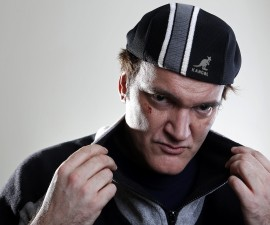 """Director Quentin Tarantino poses for a portrait while promoting his movie """"Django Unchained"""" in New York December 16, 2012    REUTERS/Carlo Allegri  (UNITED STATES - Tags: ENTERTAINMENT PROFILE PORTRAIT)"""