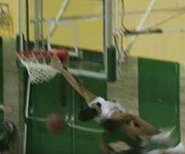 golpe basquetbol
