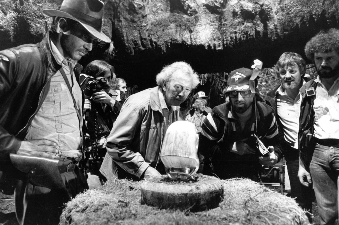 Douglas Slocombe in Indiana Jones