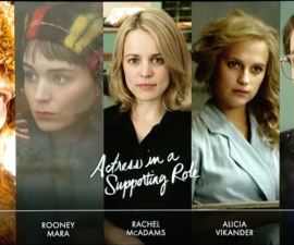 Best Supporting Actress Oscar 2016