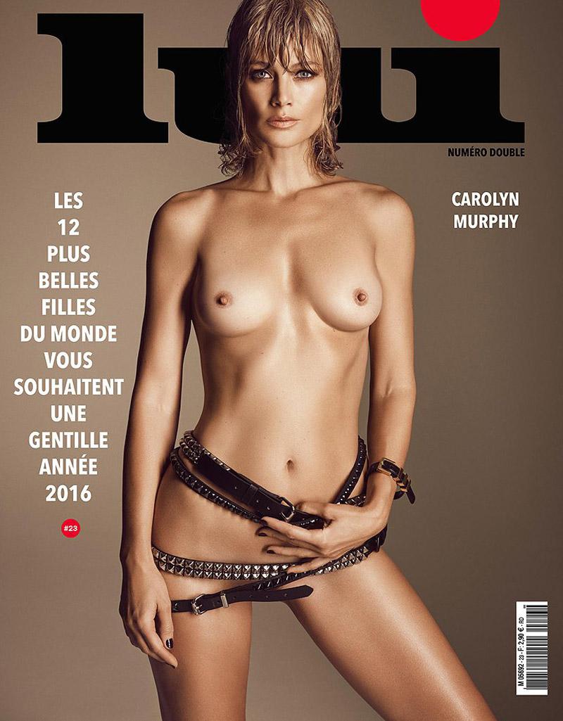Carolyn-Murphy Lui Magazine