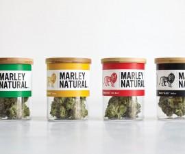 Marley Natural marihuana