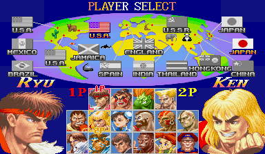 SuperStreetFighter2PlayerSelect