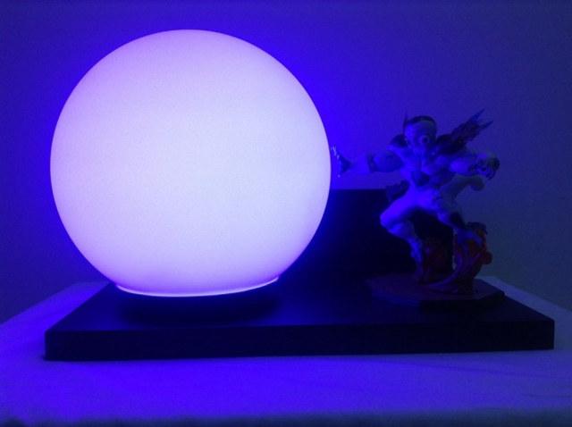 dbz lampara1