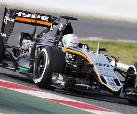 force india alfonso celis