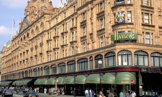 Harrods, Knightsbridge