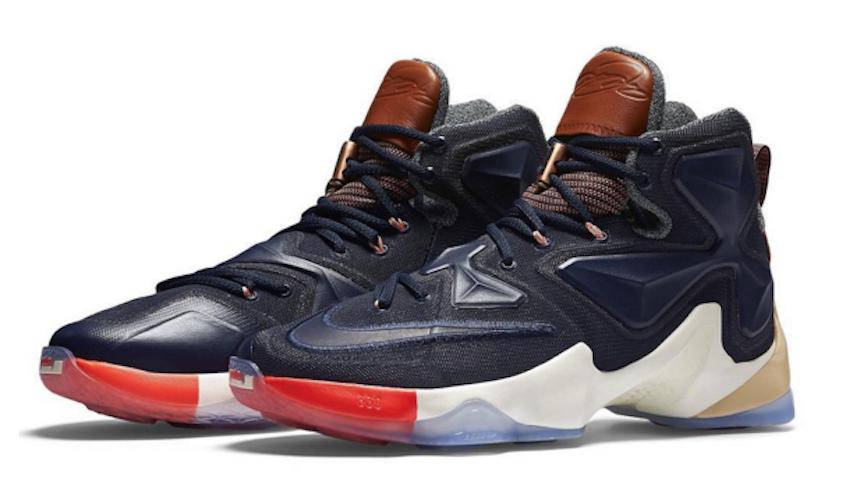 lux lebron shoes 2016