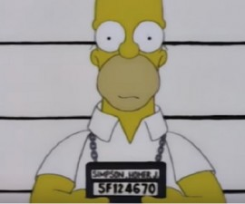 making a murderer simpsons
