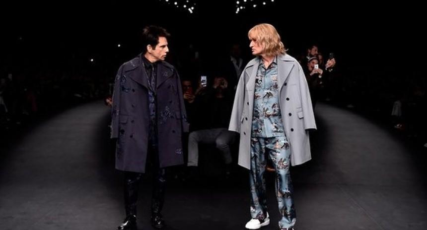 Zoolander Fashion Show Paris