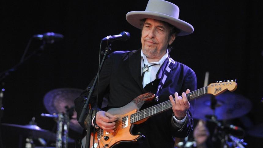 Por si ocupan, Bob Dylan envió su discurso para la ceremonia del Nobel