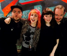 Chvrches-Paramore