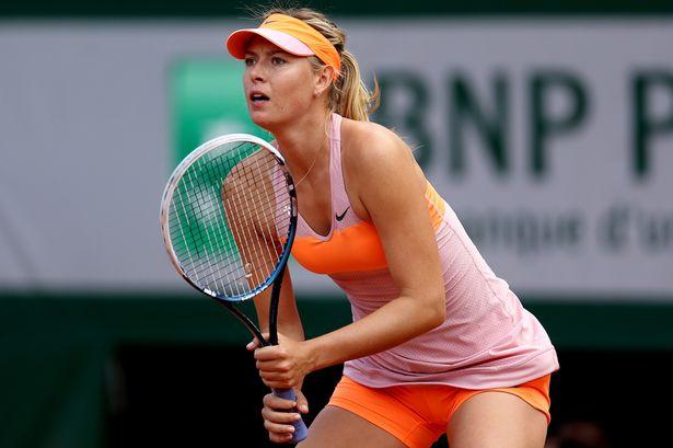 Resultado de imagen de Sharapova