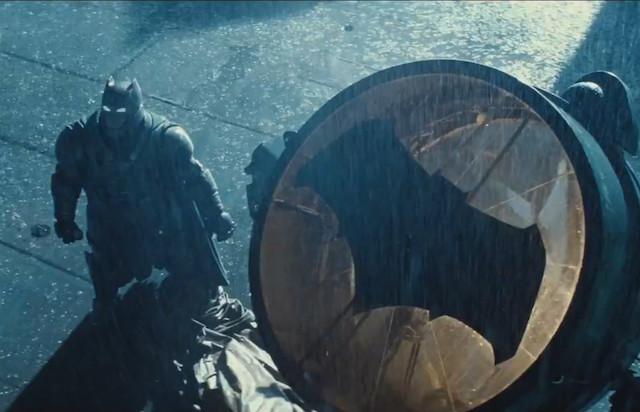 'Batman v Superman: Dawn of Justice' by Warner Bros. Pictures.