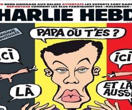 charlie hebdo bruselas