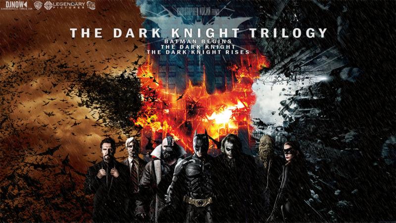 darkknght trilogy