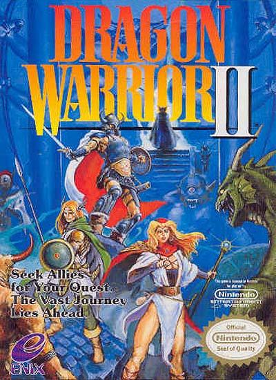dragon warrior2