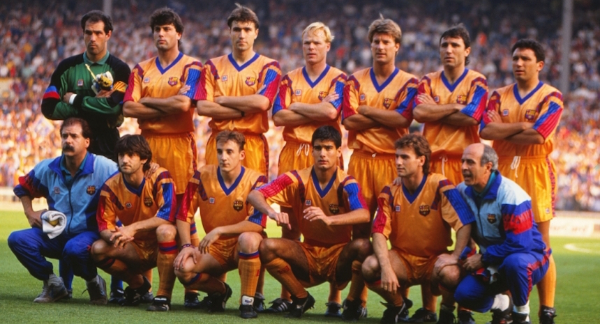 dream team barcelona