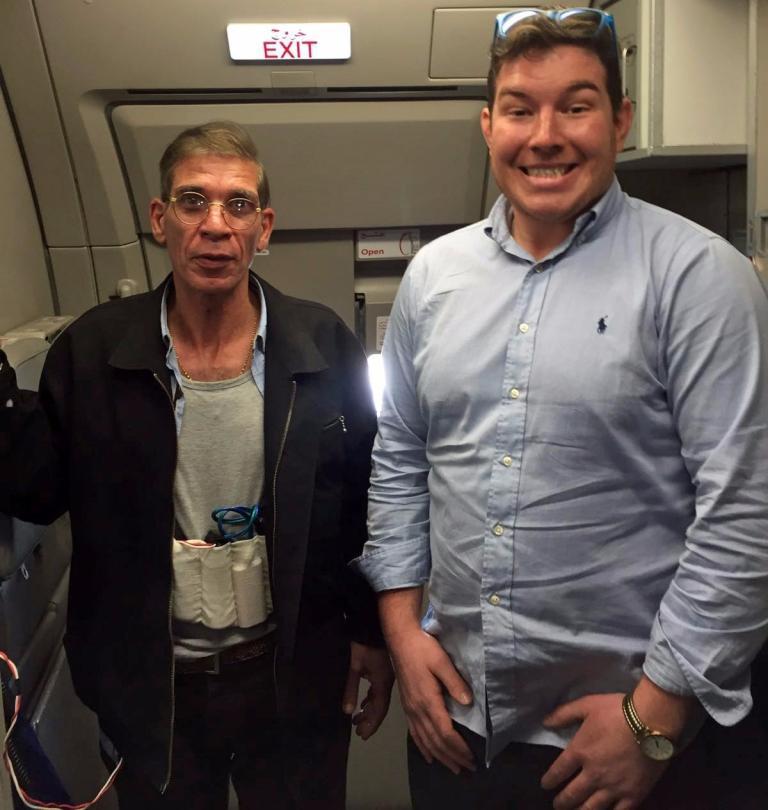 egyptair selfie secuestrador