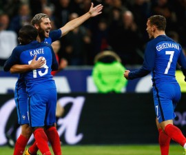 France v Russia - International Friendly