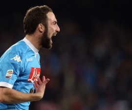 SSC Napoli v Genoa CFC - Serie A