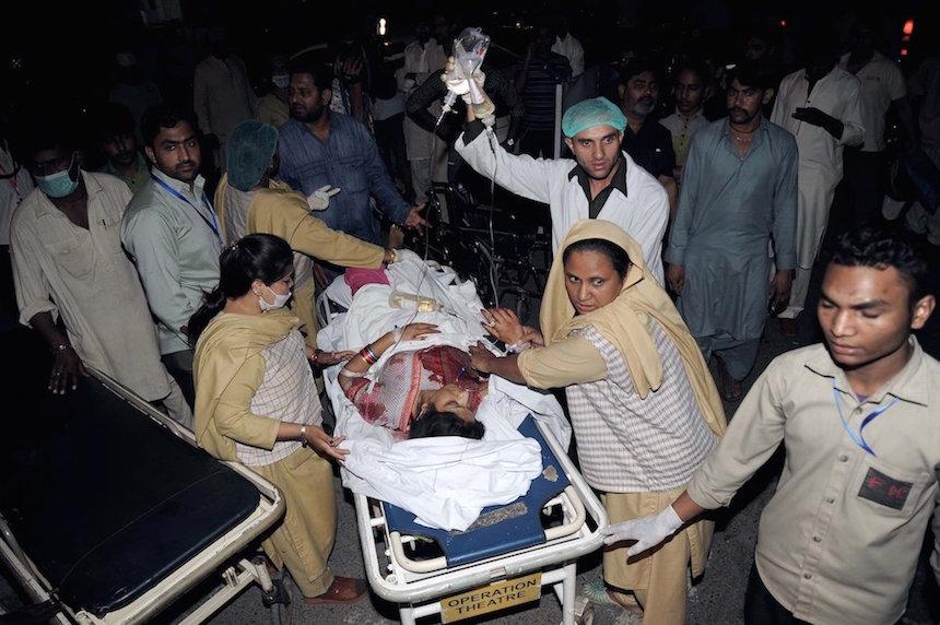 pakistan ataque