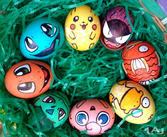 pokemon_ easter eggs