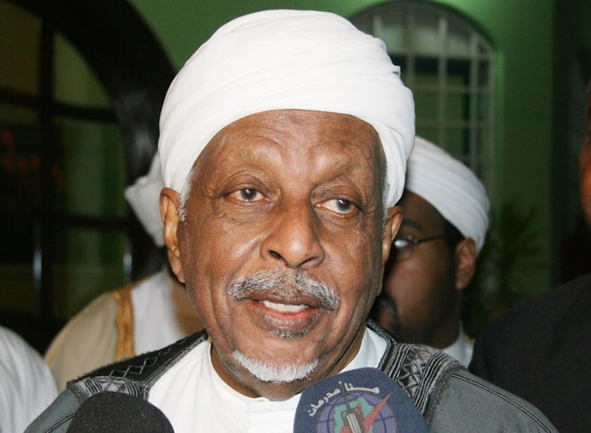 Ahmad Ali al-Mirghani